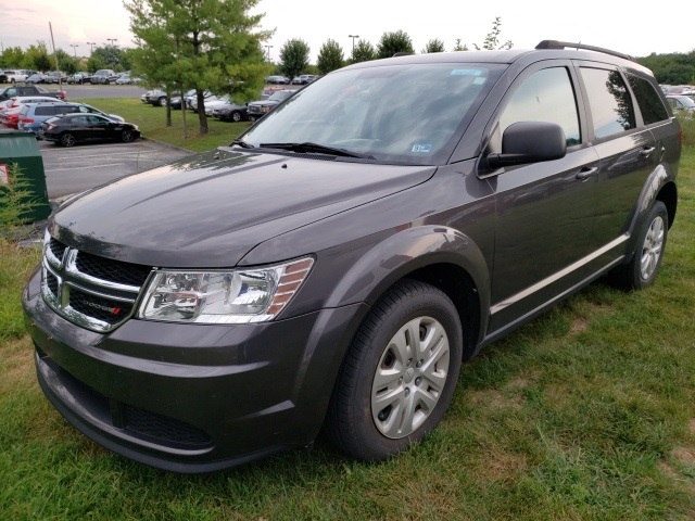 Pre-Owned 2016 Dodge Journey SE