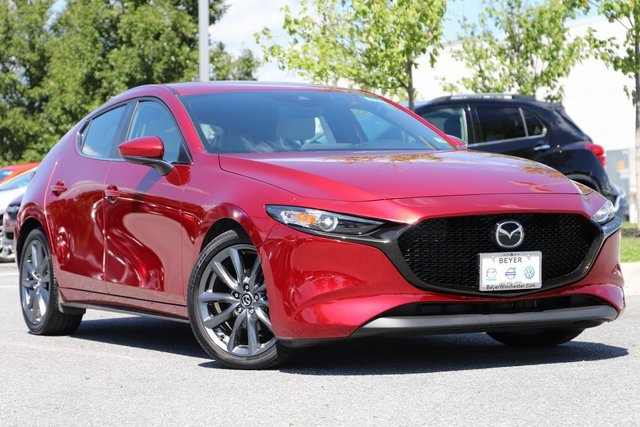 Certified Pre-Owned 2019 Mazda3 Base CPO
