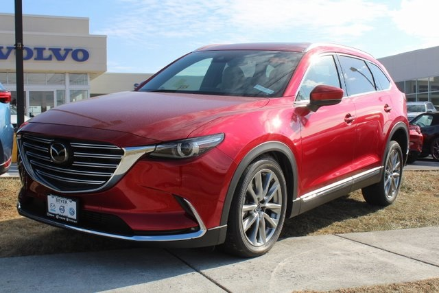 New 2018 Mazda Cx 9 Grand Touring 4d Sport Utility In Winchester 0156m Beyer Mazda