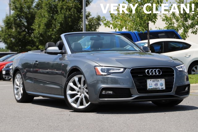Pre-Owned 2015 Audi A5 2.0T Premium Plus