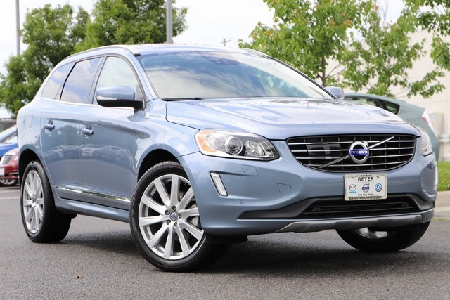 Pre Owned 2017 Volvo Xc60 T5 Inscription