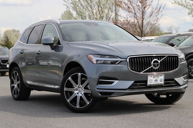 Pre Owned 2018 Volvo Xc60 Hybrid T8 Inscription