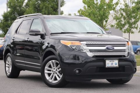 Pre-Owned 2011 Ford Explorer XLT