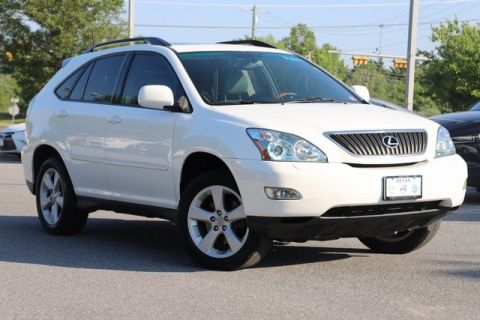 Pre-Owned 2007 Lexus RX 350 With Navigation & AWD