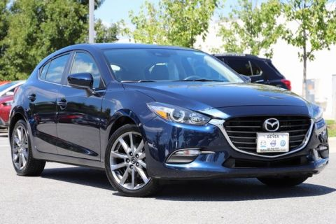 Certified Pre-Owned 2018 Mazda3 Touring Base CPO
