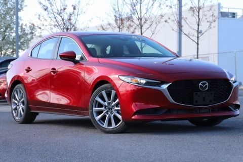New 2020 Mazda3 Select Base FWD 4D Sedan