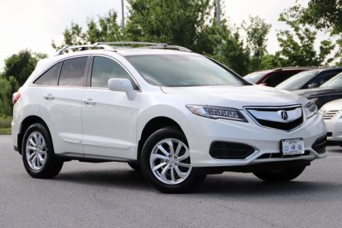 Pre-Owned 2016 Acura RDX Base With Navigation