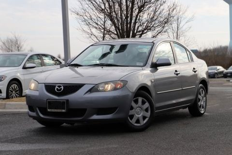Pre-Owned 2006 Mazda3 i Base