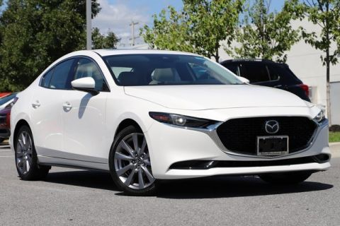 Certified Pre-Owned 2019 Mazda3 Premium Base CPO