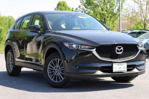 Certified Pre-Owned 2018 Mazda CX-5 Sport AWD CPO