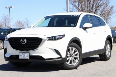Certified Pre-Owned 2017 Mazda CX-9 Sport CPO