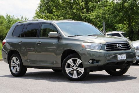 Pre-Owned 2008 Toyota Highlander Sport AWD