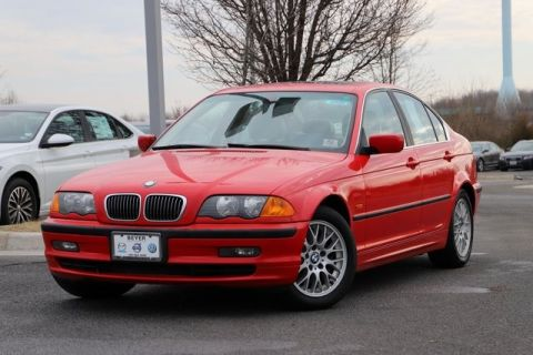 Pre-Owned 2000 BMW 3 Series 328i