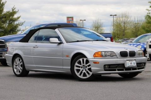 Pre-Owned 2002 BMW 3 Series 330Ci RWD 2D Convertible