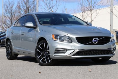 Pre-Owned 2018 Volvo S60 T5 Dynamic With Navigation