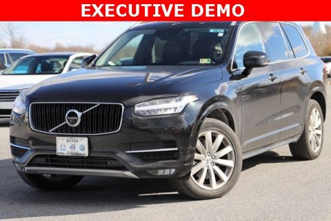 Pre-Owned 2016 Volvo XC90 T6 Momentum 4D Sport Utility in